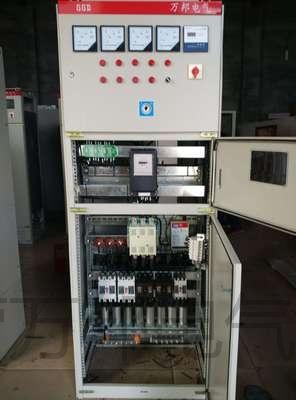 进线电容二合一低压柜内部